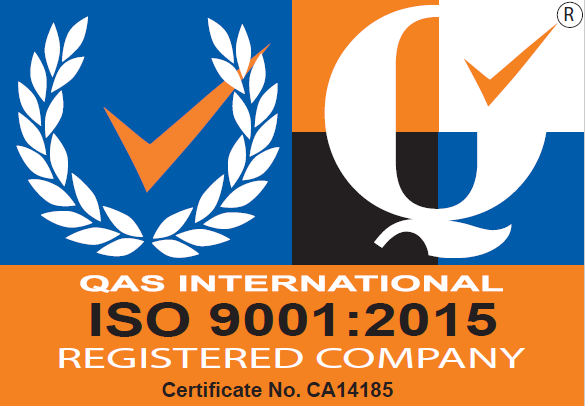 Wirral Metals Limited ISO 9001 2015 logo